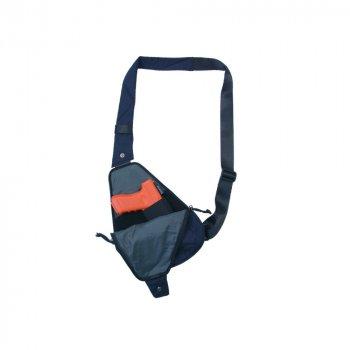 Сумка тактична через плече DANAPER Flat синій Blue /1041650/