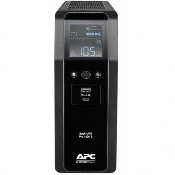 Джерело безперебійного живлення APC Back-UPS Pro BR 1200VA (BR1200SI)