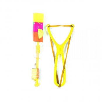 Рогатка со светящейся стрелой желтая MiC (F22324) (49670)
