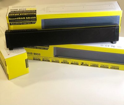 Саундбар YX-SR400 Soundbar акустична колонка + пульт ДК