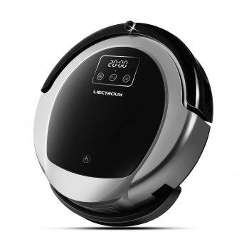 Робот-пылесос LIECTROUX B6009 Серый