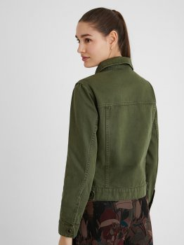 Джинсовая куртка Desigual 21SWEN18-4128