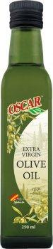 Масло оливковое нерафинированное Oscar foods Extra Virgin 250 мл (4820235630034)