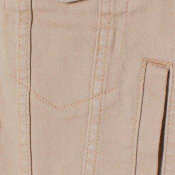 Джинсовая куртка H&M 7135339-ACTQ Бежевая