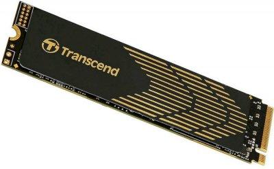 Transcend SSD 240S 1TB NVMe M.2 2280 PCIe 4.0 x4 3D NAND TLC (TS1TMTE240S)