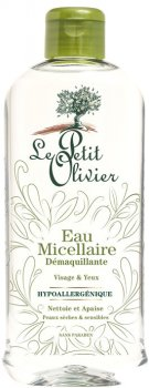 Міцелярна вода Le Petit Olivier Anti-Pollution з екстрактом оливи 400 мл (3549620011609)