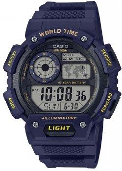 Чоловічий годинник CASIO AE-1400WH-2AVEF