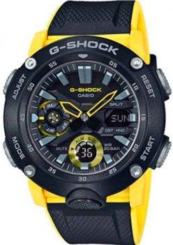 Чоловічий годинник CASIO GA-2000-1A9ER