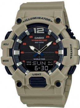 Чоловічий годинник CASIO HDC-700-3A3VEF