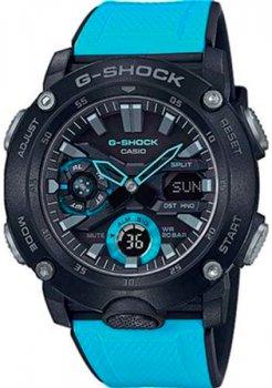 Чоловічий годинник CASIO GA-2000-1A2ER