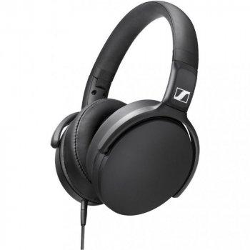 Навушники з мікрофоном Sennheiser HD 400S (508598) (Репліка)