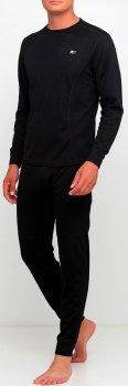 Комплект мужского термобелья East Peak Men's Baselayer Set With Merino Wool eas1201413_001 Черный