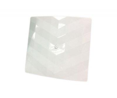 Вытяжной вентилятор Dospel Black and White 100 S WHITE (007-4325_W)