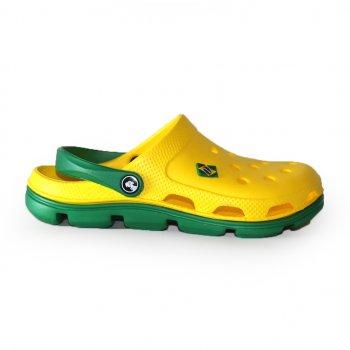 Сабо женские Jose Amorales 116104 Желтый