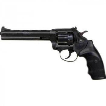 Револьвер под патрон Флобера Alfa 461 4 мм Black (144922/7)