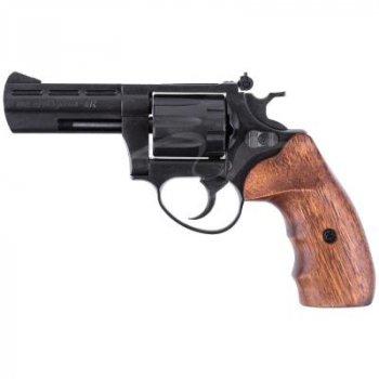 Револьвер під патрон Флобера ME 38 Magnum 4R Wood Black (241129)