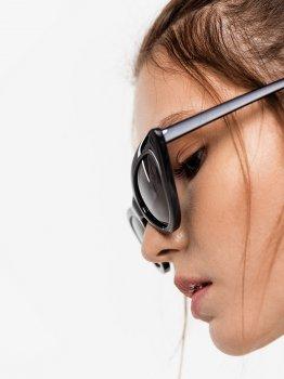 Женские солнцезащитные очки BeFree 2126036001-50 Черные (4603375675697)