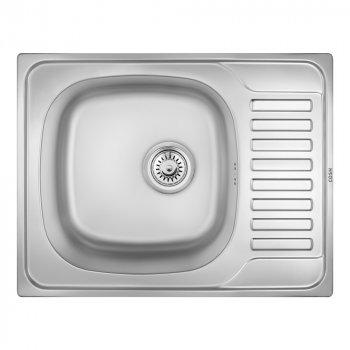 Кухонна мийка Cosh 7202 Satin (COSH7202S08)