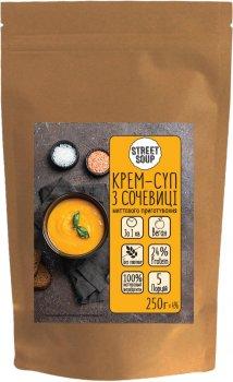Упаковка крем-супу Street Soup із Сочевиці 250 г х 5 шт. (8768137287399)