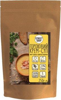 Упаковка крем-супу Street Soup Горохового 250 г х 5 шт. (8768137287306)