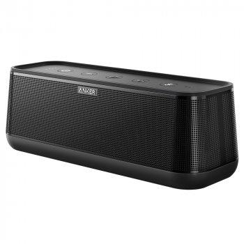 Портативна колонка Anker Soundcore Pro+ black 25 Вт IPX4 8000 маг Bluetooth 4.2 (425 zp)