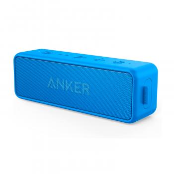 Портативна колонка Anker Soundcore 2 12 Вт IPX5 Bluetooth 4.2 blue (987 zp)