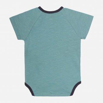 Боди-футболка Бемби BD179 (U10) Мятный/Белый