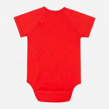 Боди-футболка Бемби BD179 (L10) Красный/Белый