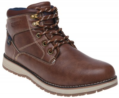 Ботинки Crosby 498539/01-02 Коричневые
