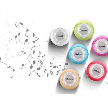 Колонка Bluetooth Yoobao Mini-Speaker YBL201 red