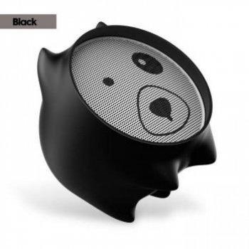 Колонка Вluetooth Baseus Dogz E06 black