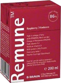 Энтеральное питание B. Braun Ремьюн 0.2 кг Малина (3571810)