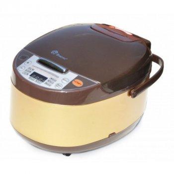 Мультиварка Domotec MS 7723G 5 л, 11 режимів приготування, коричнева