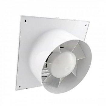 Легкий компактный энергоэффективный вытяжной Вентилятор Dospel STYL 150S без выключателя Ultra (1000000690)
