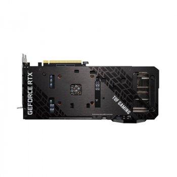 Відеокарта GF RTX 3060 12GB GDDR6 TUF Gaming OC Asus (TUF-RTX3060-O12G-GAMING)