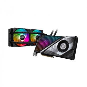 Відеокарта Asus AMD Radeon RX 6900 XT 16GB GDDR6 ROG Strix Gaming OC (ROG-STRIX-LC-RX6900XT-O16G-GAMING)