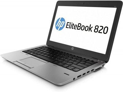Б/в Ноутбук HP Elitebook 820 G2 / Intel Core i5-5300U / 8 Гб / 240 Гб / Клас B
