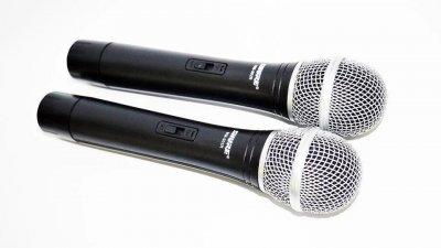 Бездротові радіо мікрофони SHURE WM502R, чорний (MD-11841)