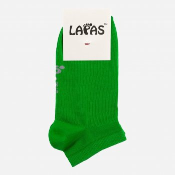 Носки Lapas короткие 1P-220-GRN Зеленые M