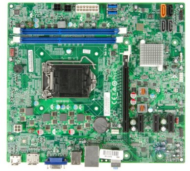 Материнская плата ECS H81H3-EM2 Socket 1150 + Intel Xeon E3-1220 v3 3.1GHz (8MB, Haswell, 80W, S1150) Tray (CM8064601467204)