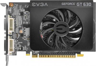Видеокарта GF GT630 2GB GDDR3 EVGA (02G-P3-2639-KR) Refurbished