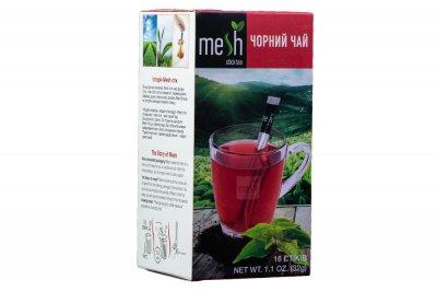 Чай чорний Mesh 16 стіків