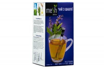 Чай з шавлії Mesh 16 стіків