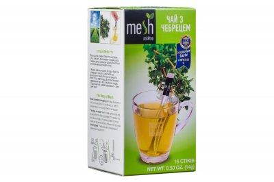 Чай з чебрецем Mesh 16 стіків