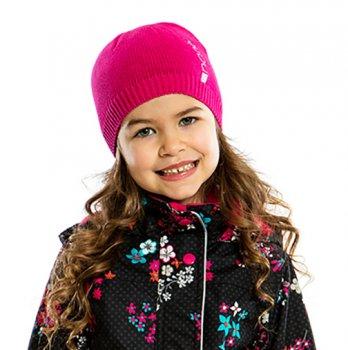 Демисезонная шапка NANO S17BTUT200-Flower розовый (S17BTUT200-Flower-7/12)