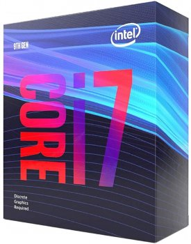 Процесор Intel Core i7-9700F 3.0GHz / 8GT / s / 12MB (BX80684I79700F) s1151 BOX