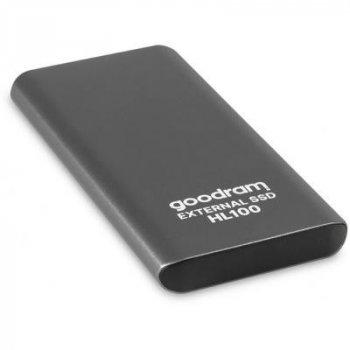 Накопичувач SSD USB 3.2 256GB HL100 GOODRAM (SSDPR-HL100-256)