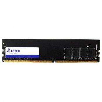 Модуль памяти для компьютера DDR4 8GB 2400 MHz LEVEN (JR4U2400172408-8M / JR4UL2400172408-8M)