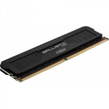 Модуль пам'яті для комп'ютера DDR4 16GB (2x8GB) 4400 MHz Ballistix Black MICRON (BLM2K8G44C19U4B)