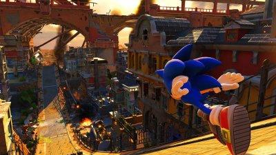 Sonic Forces (російські субтитри) Nintendo Switch